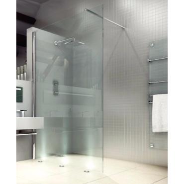 Paroi De Douche Fixe Shower Wall 120x200 Modele M8sw De Merlyn