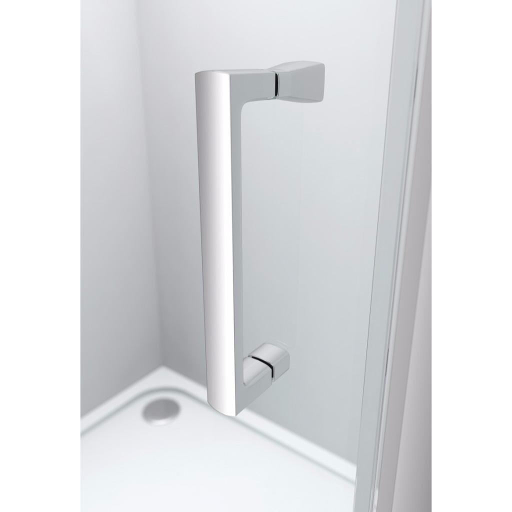 paroi de douche 1 4 rond 2 portes coulissantes 80x80 mod le access de merlyn. Black Bedroom Furniture Sets. Home Design Ideas