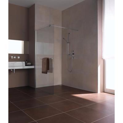 paroi de douche fixe pos e seule avec porte serviette gamme diga de rothalux. Black Bedroom Furniture Sets. Home Design Ideas